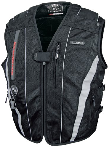 """Hit-Air reflective """"MV5"""" police model inflatable air vest ..."""